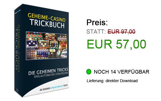 casino trickbuch
